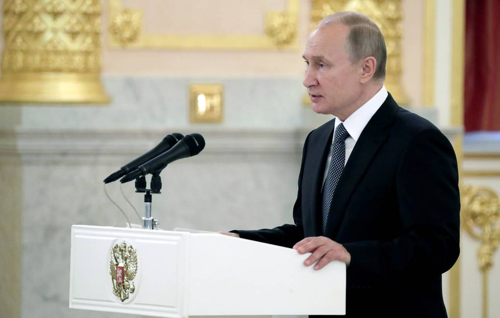 Putin, Pope Francis discuss situation in Syria, Venezuela, Ukraine
