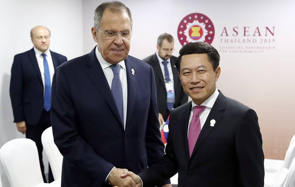 Thailand, Russia pledge to expand cooperation
