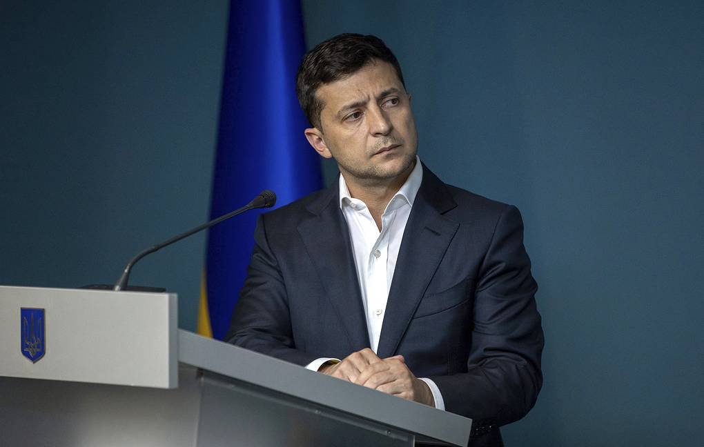 Ukraine's Zelenskiy says called Putin after four soldiers killed