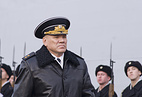 Former Commander of the Baltic Fleet Viktor Kravchuk