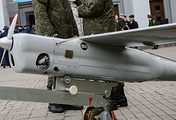 Orlan-10 reconnaissance unmanned aerial vehicle