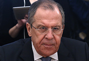 Russia's' Foreign Minister Sergey Lavrov