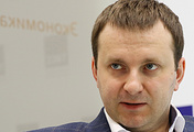 Russia's Economic Development Minister Maxim Oreshkin