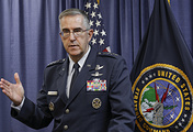General John Hyten, head of US Strategic Command