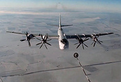 Tu-95MS strategic missile carrier