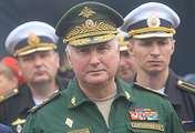 Western Military District Commander Colonel-General Andrei Kartapolov
