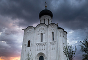 Church of Intercession of the Holy Virgin on the Nerl River