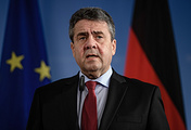 Germany's Foreign Minister Sigmar Gabriel