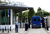 OPCW headquarters in The Hague