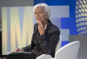IMF Managing Director and Chairwoman Christine Lagarde