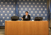 Russia's First Deputy Permanent Representative to the United Nations Dmitry Polyansky