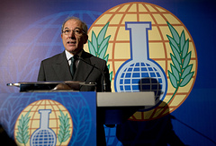 Director General of the Organization for the Prohibition of Chemical Weapons, Ahmet Uzumcu