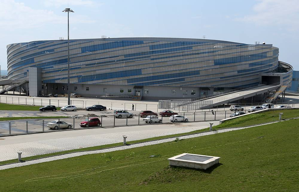 With the capcity of 7000 seats Shayba Arena is the second important stadium after Bolshoy Ice Dome