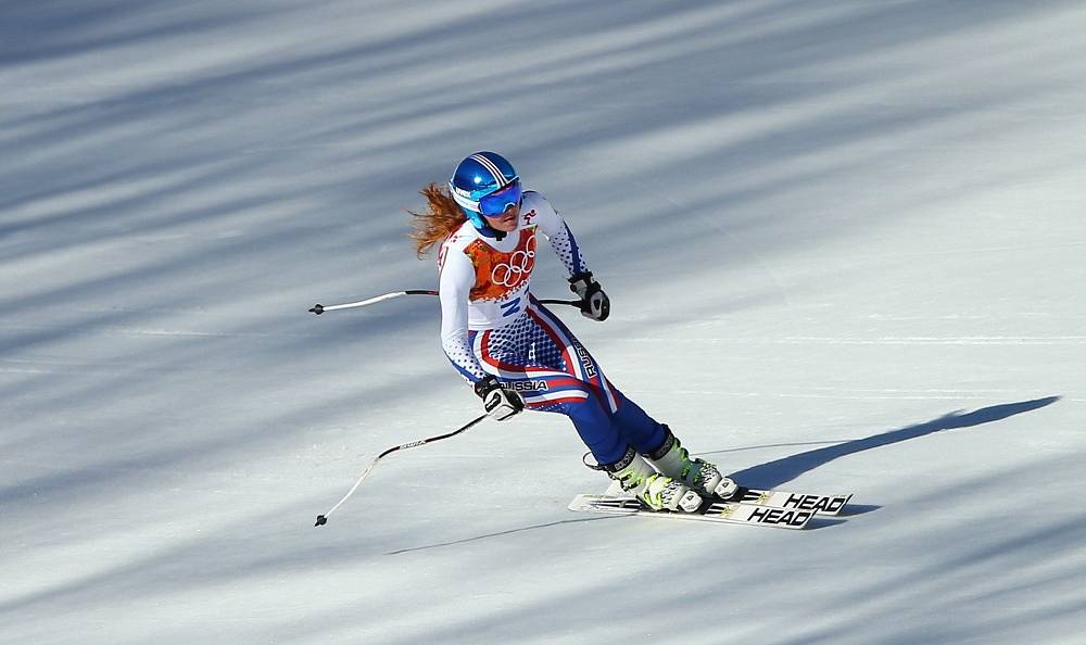 Another Russian athlete Maria Bedareva finished 30th
