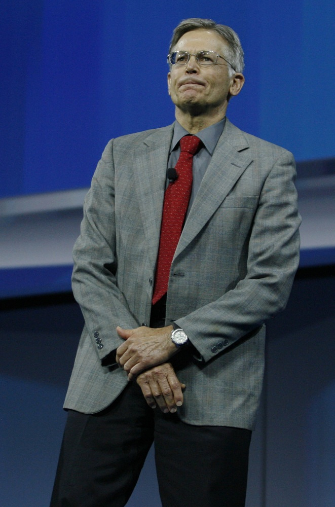 Jim Walton, youngest son of Sam Walton, the founder of world's largest retailer Wal-Mart, $34.7 bln.