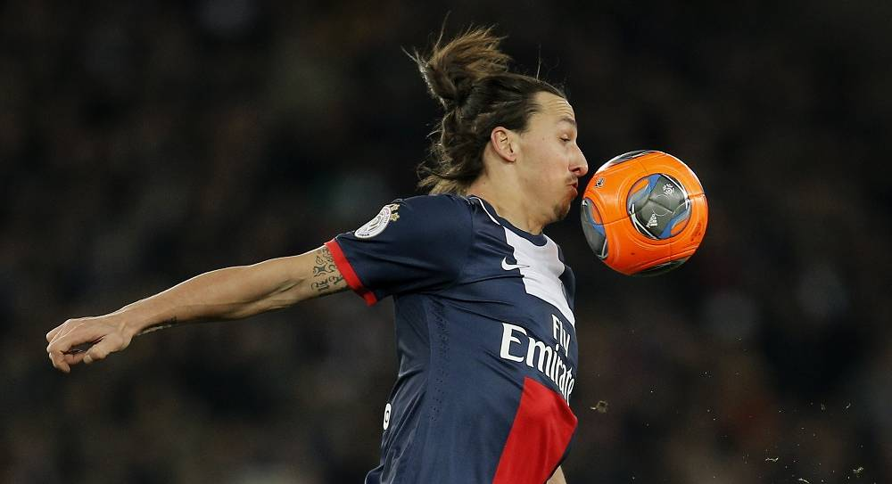 Third in the Forbes' list ranks Swedish footballer Zlatan Ibrahimović, Paris Saint-Germain striker, who earned $34 million