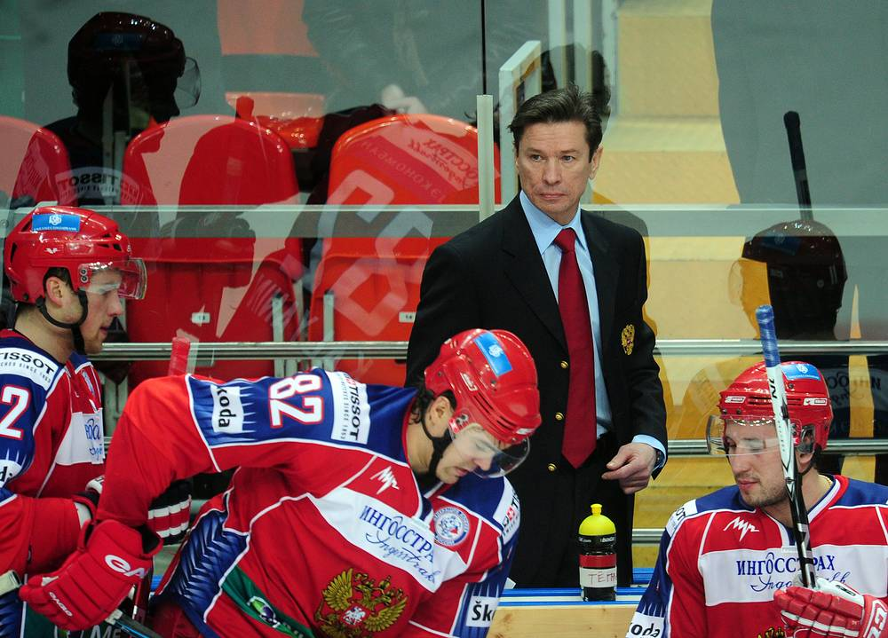 In 2007 World Championship in Moscow Vyacheslav Bykov won bronze. With him as a head coach (2006-2011), the Russian team won the world championships in Quebec (2008) and Bern (2009), won silver in 20010 in Germany and finished 4th in Slovakia in 2011