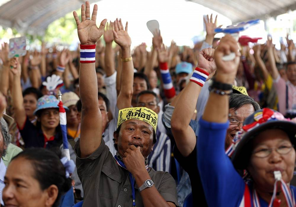 In the last 80 years, there have been 19 state coups in Thailand