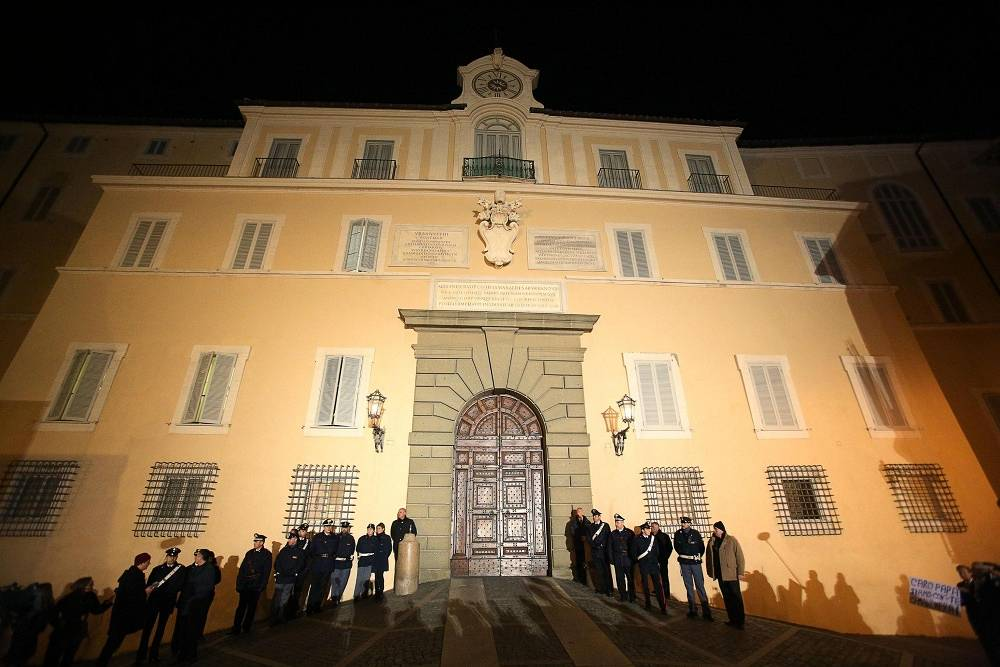 The Papal Palace of Castel Gandolfo has served for centuries as a summer residence and vacation retreat for the pope. The palace was opened for tourists on March 1 2014 after Pope Francis refused to use it