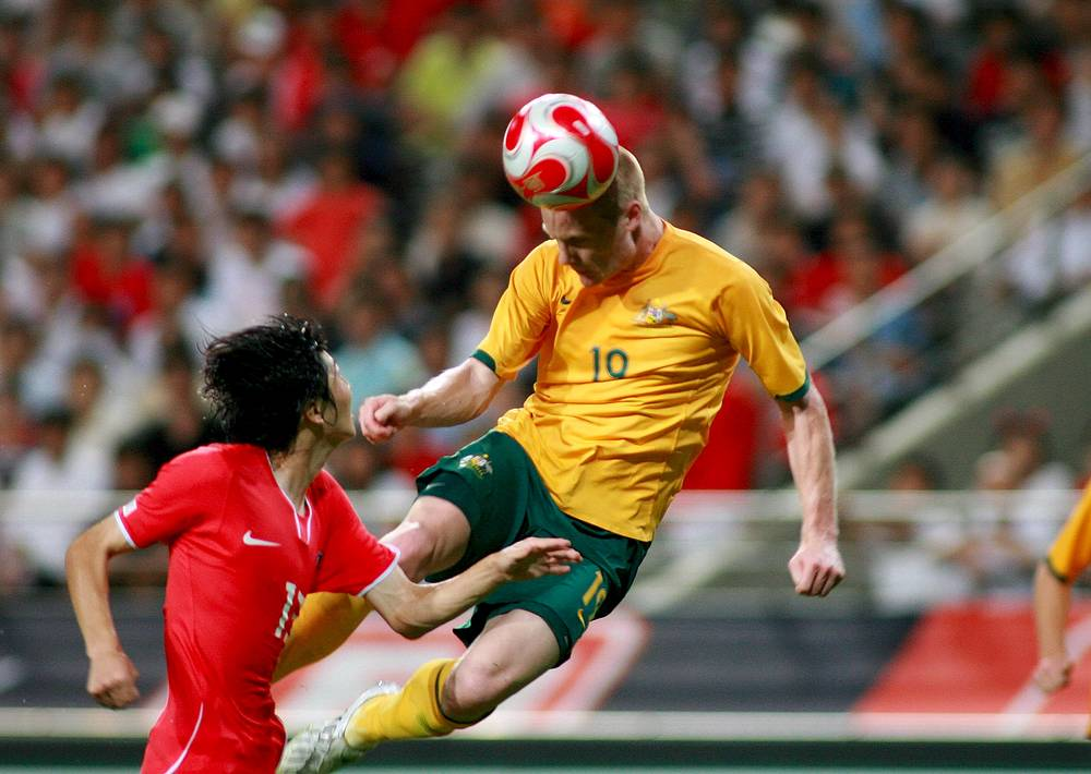 Archie Thompson of Australia is famous for scoring 13 goals in a single World Cup qualifying match against American Samoa in 2002