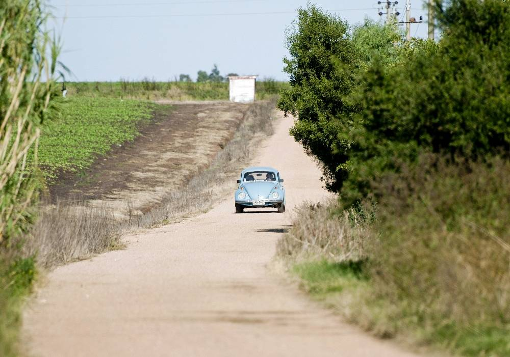 Uruguay's acting President Jose Alberto Mujica spends up to 90% of his income on charity and his most expensive belonging is a VW Bettle made in 1987