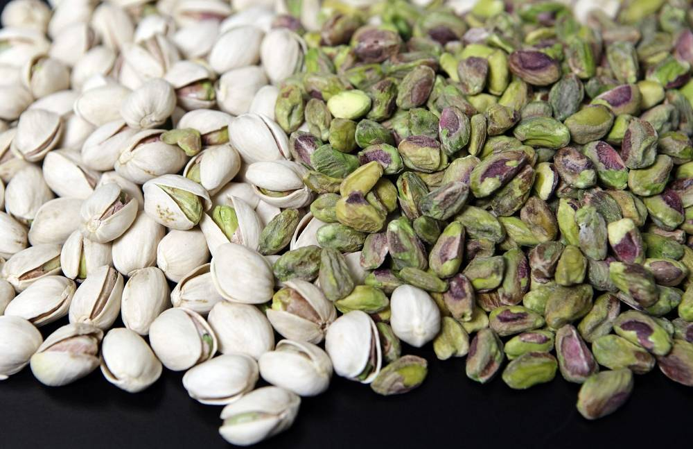 Californian pistachios