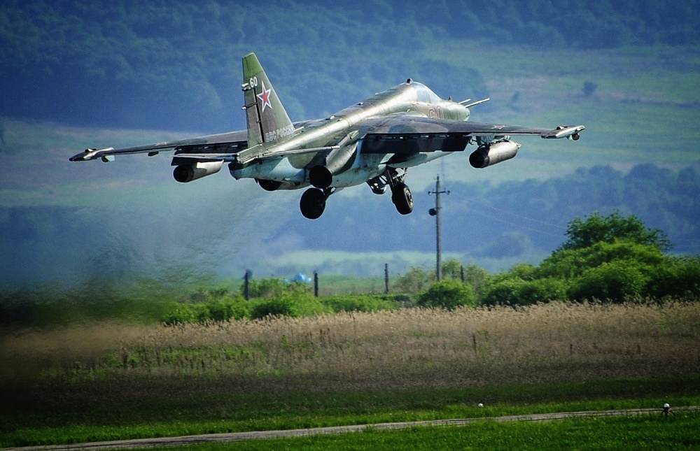 The Sukhoi Su-25 was designed to provide close air support to ground forces. It has been in service for over 30 years
