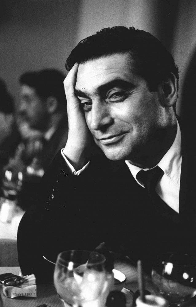 Robert Capa was a legendary Hungarian war photographer who covered five wars