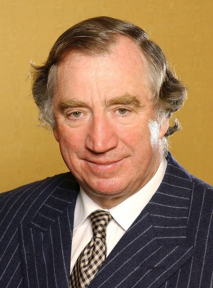 Edward Haughey, Baron Ballyedmond, one of the richest men in Northern Ireland was among four people who have died in a helicopter crash near the east coast of England