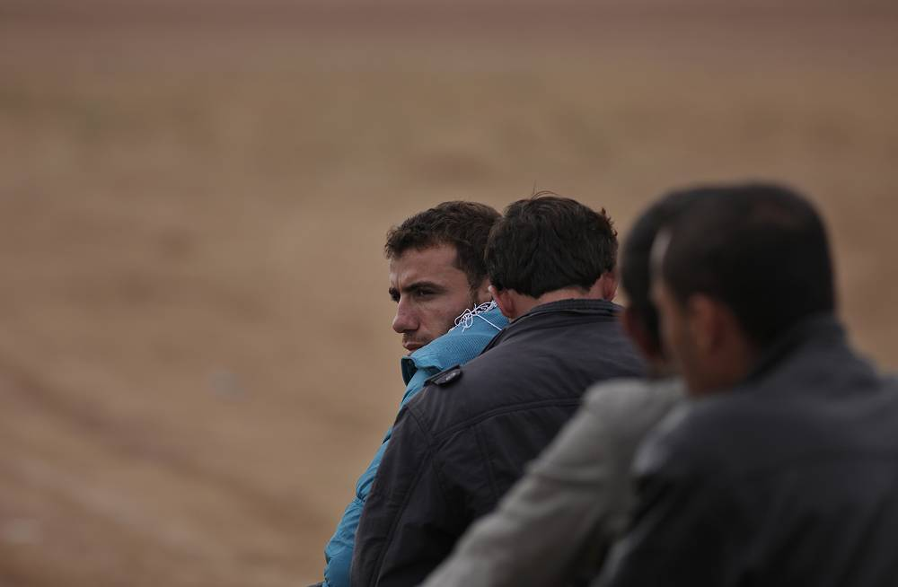 Syrian Kurdish fighters, part of the People's Protection Units, also known as YPG have ties to the Kurdistan Workers' Party. The party has fought a 30-year guerrilla war against the government of Turkey, where about 20% of the population is Kurd