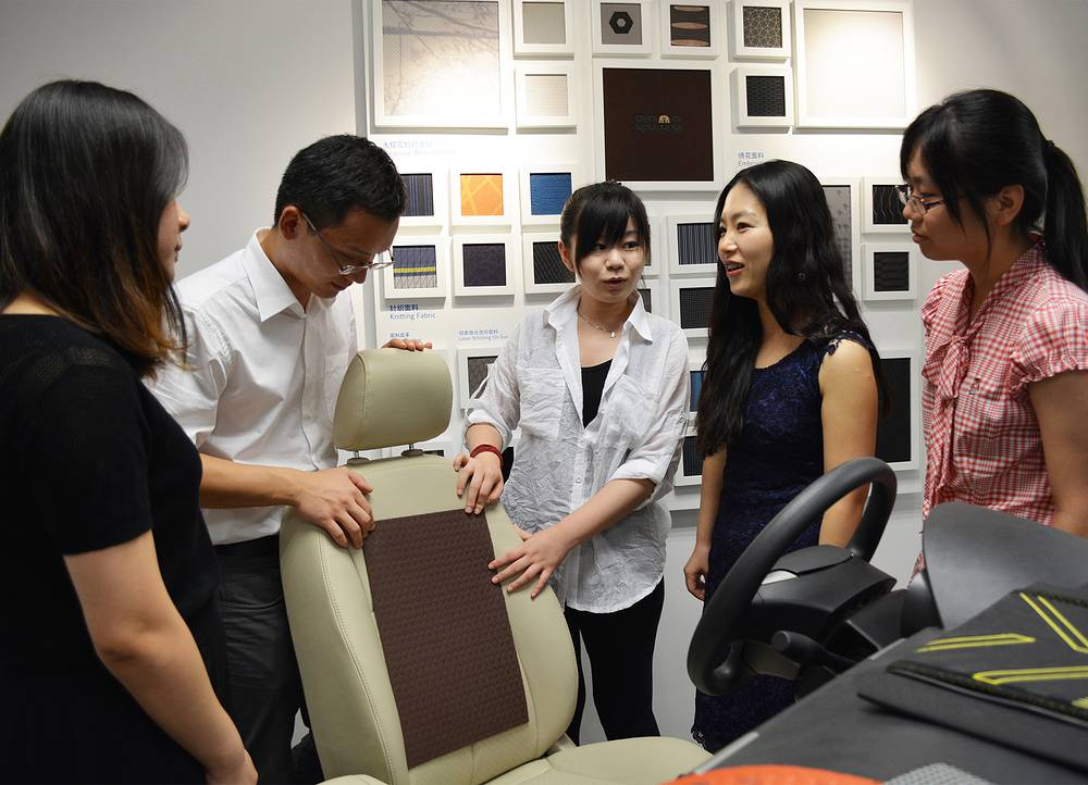 Johnson Controls' Chinese designers develop tailor-made solutions for the Chinese market