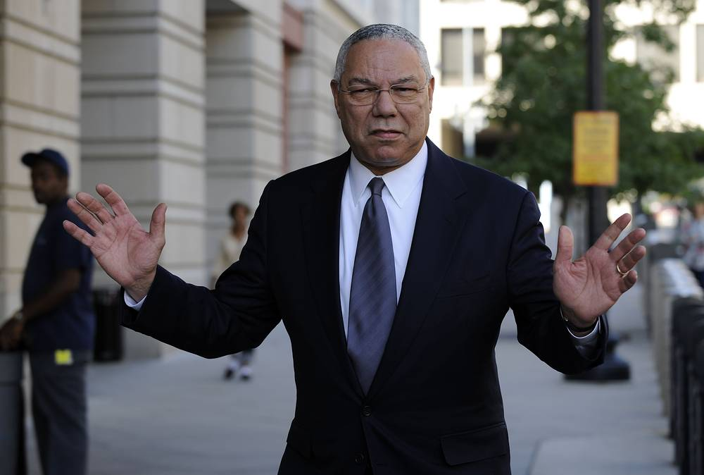 Former Secretary of State Colin Powell went through surgery in 2003 to remove prostate cancer