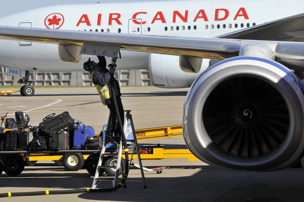 The fourth position was taken by Canadian national carrier Air Canada
