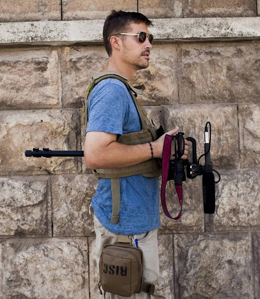 American journalist James Foley was kidnapped on 22 November 2012 in Idlib Province in Syria. On 20 August 2014 the IS militia released a video purporting to show the decapitation of James Foley