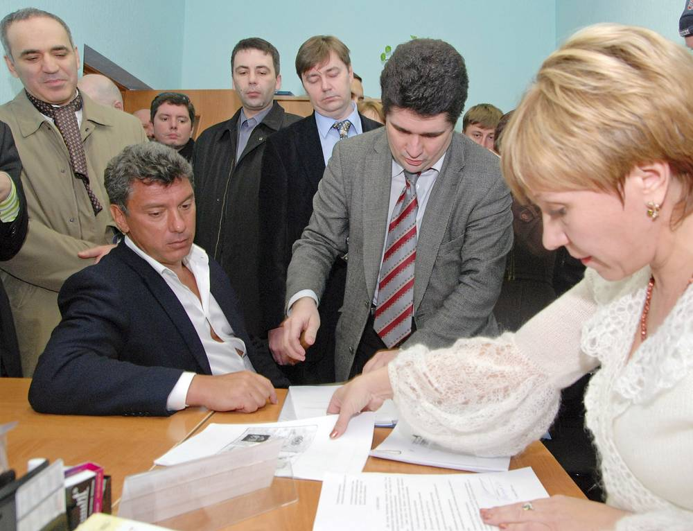 In 2009 Boris Nemtsov participated in mayor elections in Sochi, but came second with around 14% of the vote