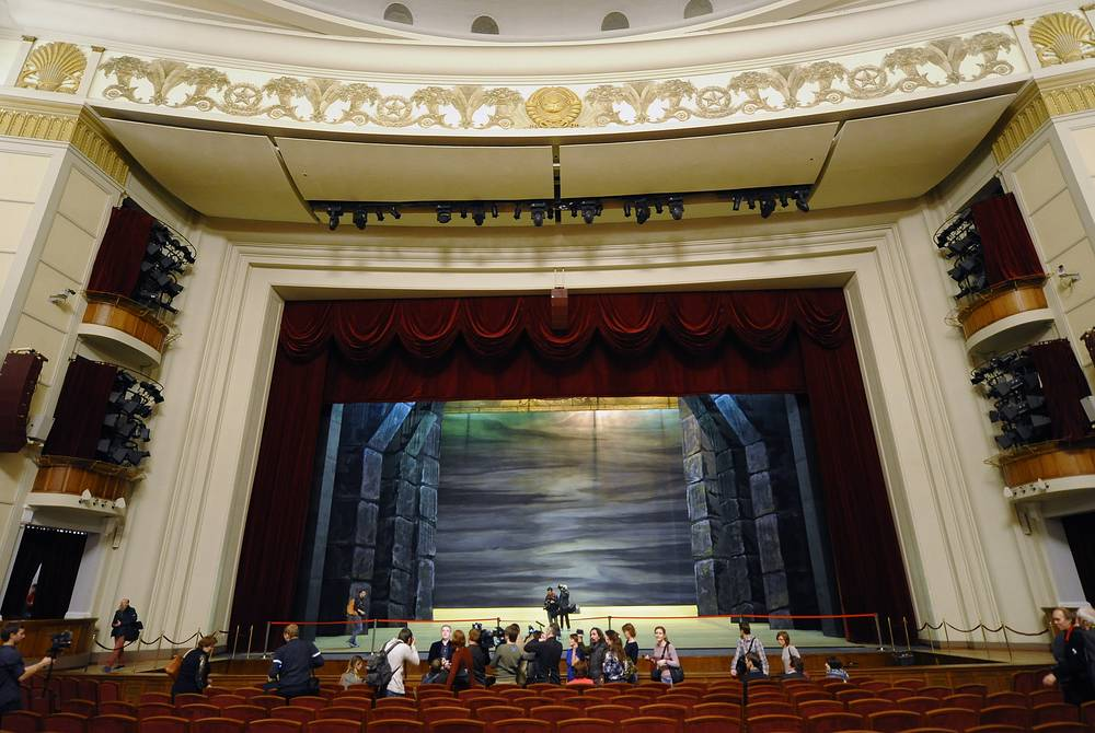 Novosibirsk is the sixth. Photo: Novosibirsk Opera and Ballet Theatre