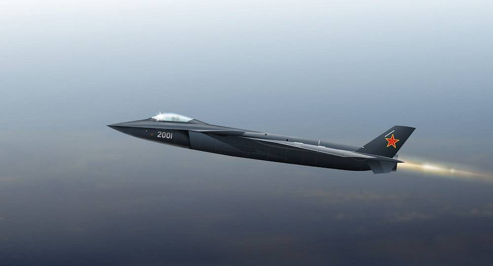 China's J-20 fighter