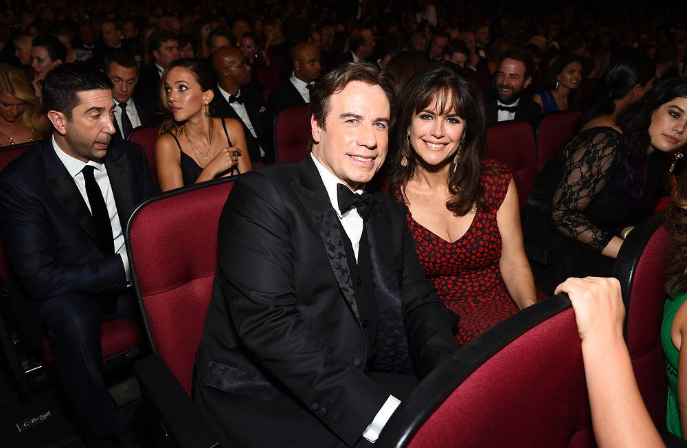 John Travolta and Kelly Preston have been together in marriage for 26 years, since 1991