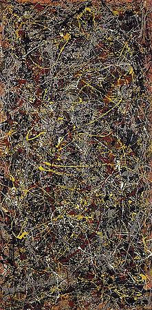 No. 5, 1948 is a painting by abstract expressionist Jackson Pollock.  In 2006, the artwork was sold to Mexican investor David Martinez for $140 million