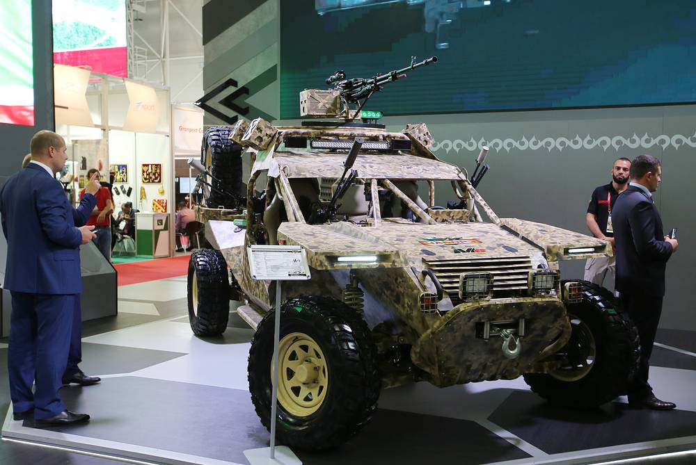 Chaborz M-6 military buggy