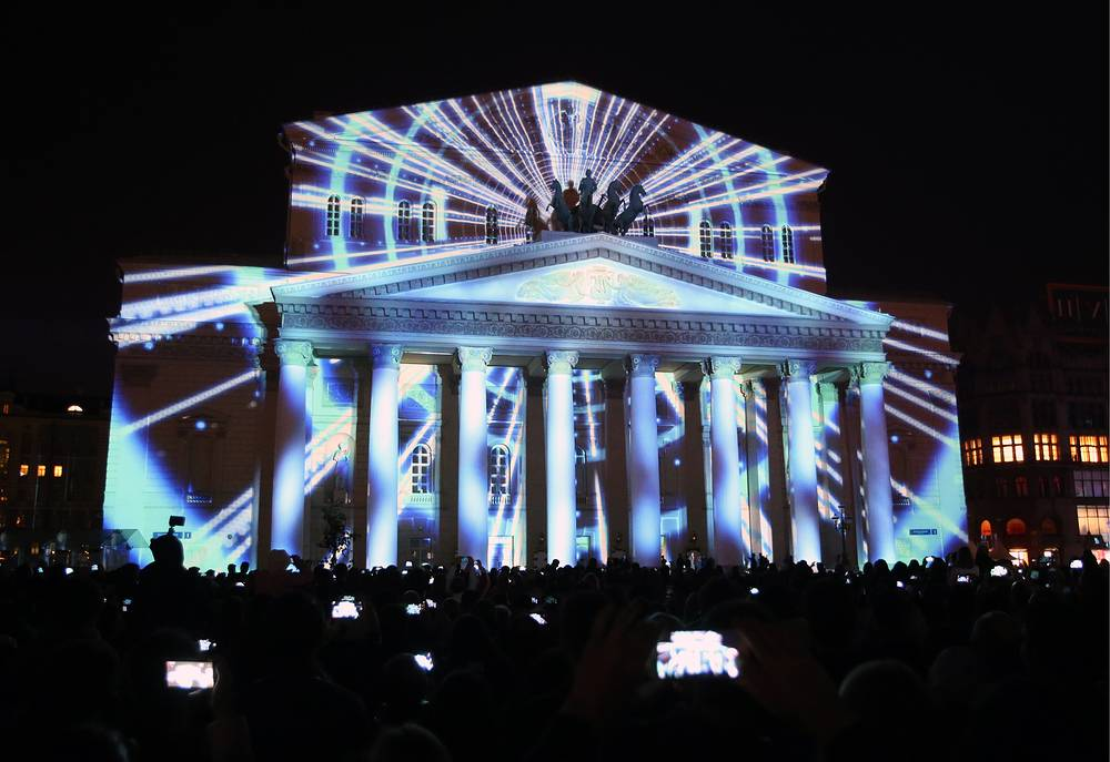 VII Circle of Light International Festival is underway in Moscow on September 23-27
