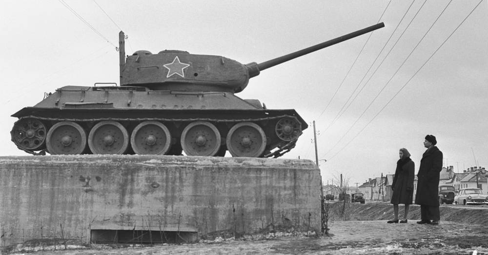 T-34 variants were widely exported after World War II, and in 2010 the tank remained in limited frontline service with several developing countries