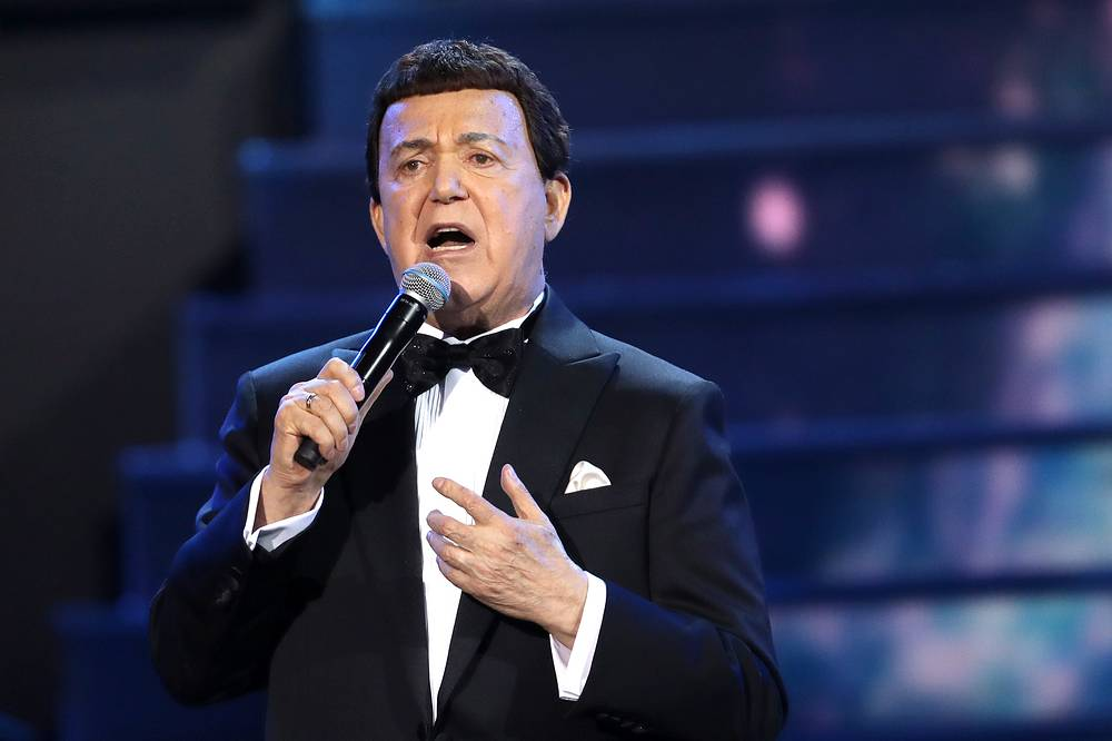 Legendary Russian singer Joseph Kobzon died on August 30 aged 80