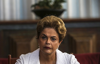 Brazil's suspended president urges early elections