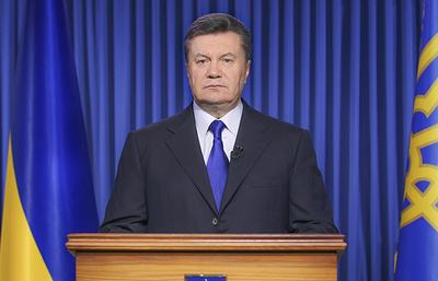 Yanukovich requests face-to-face video link-up with Poroshenko, top Ukrainian officials