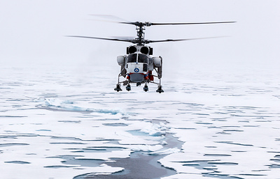 Italian helicopters to explore Arctic for Rosneft — manufacturer