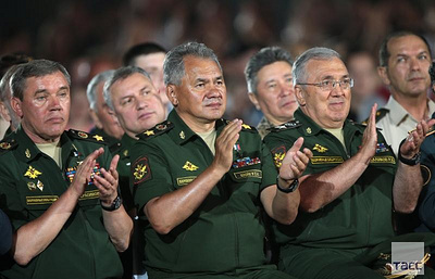 Russia tops unofficial Army Games medal standings