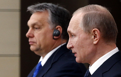 Russian president, Hungarian PM to meet in Moscow on September 18 – Kremlin
