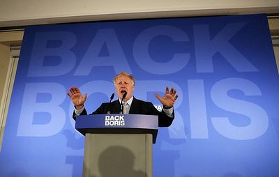 Boris Johnson kicks off campaign to become UK's next PM