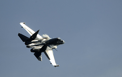 Russian fighter jets scrambled 16 times on interception missions in last week